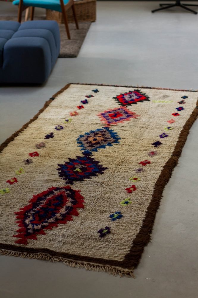 Le tapis ourika long cuivre d tails vintage ethniques for Tapis etroit et long