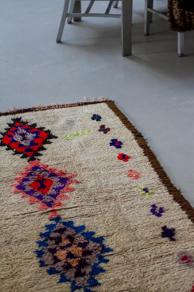 Le tapis ourika long cuivre d tails vintage ethniques for Tapis long et etroit