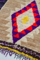 LE TAPIS OURIKA ULTRA VIOLET